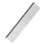 Artero Comb long pins 18 cm, расческа хромированная с длинными з