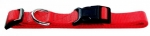 Ошейник Ecco XS (22-34 см) нейлон (красный)