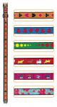 Ошейник FANTASIA C10/27 нейлон для мелких собак