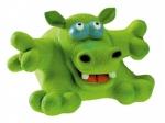 """Игрушка  """"Зеленый монстр"""" 25 см латекс"""