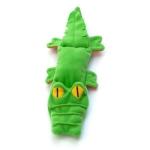 «Крокодил»(из флиса) с неубиваемой пищалкой
