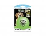 Игрушка Светящийся мяч Fetch & Glow, L (диаметр 9 см)