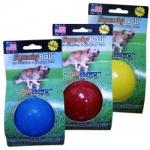 Игрушка пищащий мяч Ruff Squeaky ball