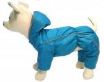 Комбинезон для собак на синтепоне р.22 (кобель)