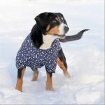 Жилет для собак утепленный р.37