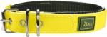 Ошейник Convenience Comfort 55 (42-50 см) желтый неон