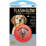 Игрушка Светящийся мяч Flash&Glow(СВЕТИТСЯ ПРИ УДАРЕ)