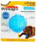 """Игрушка для собак """"ОРКА теннисный мяч"""" 6 см"""